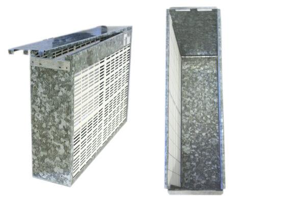 Isolaator võrega ER 2 raamile